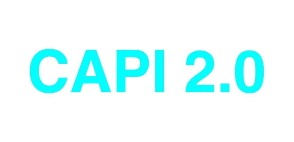 CAPI 2.0 Schriftzug